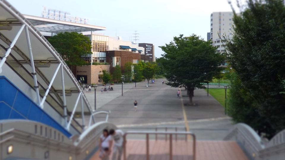 流山おおたかの森駅 南口.jpg